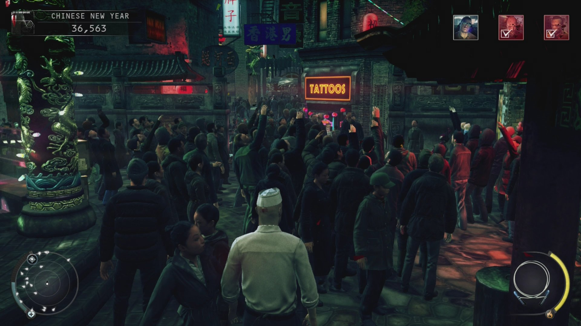 Hitman Absolution Image