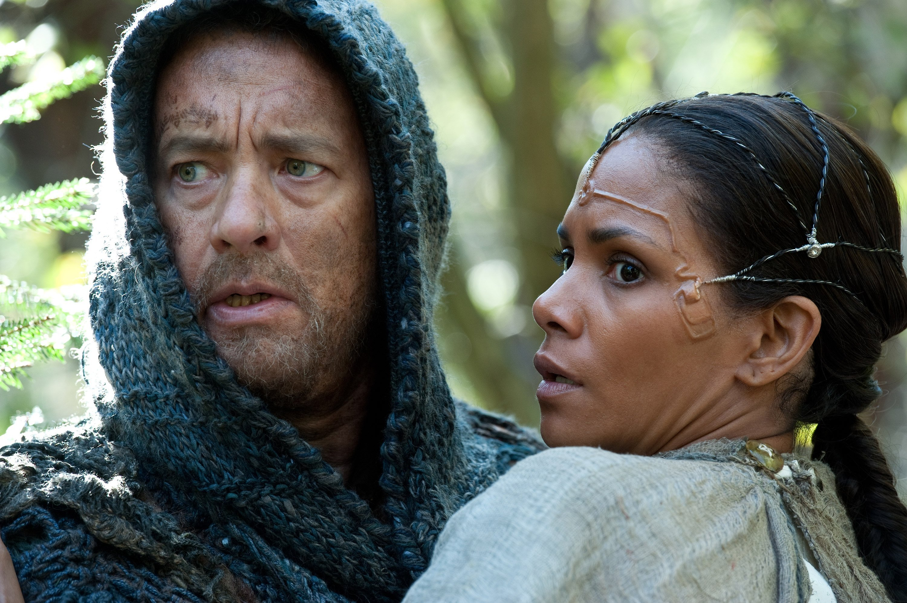Cloud Atlas Photo avec Tom Hanks et Halle Berry