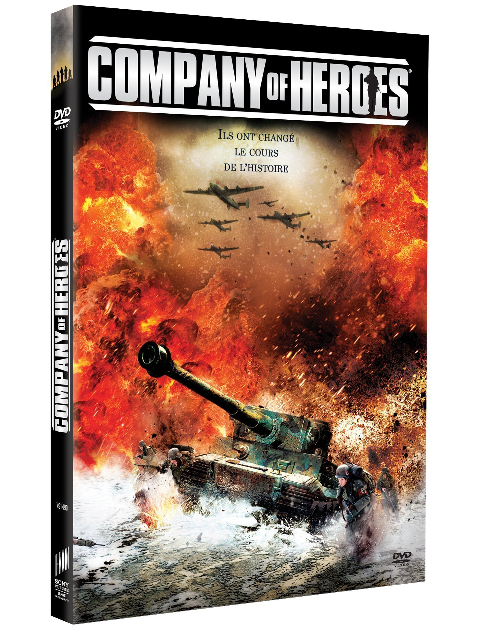 Company of Heroes DVD