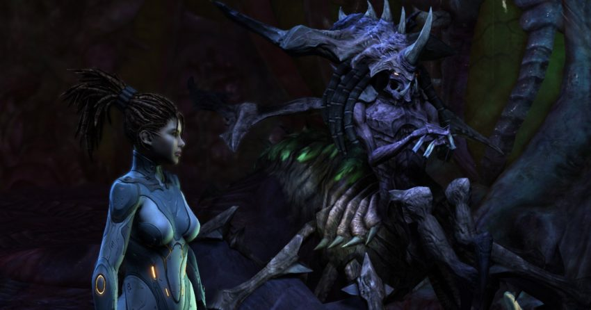 Starcraft II : Heart of the Swarm Image