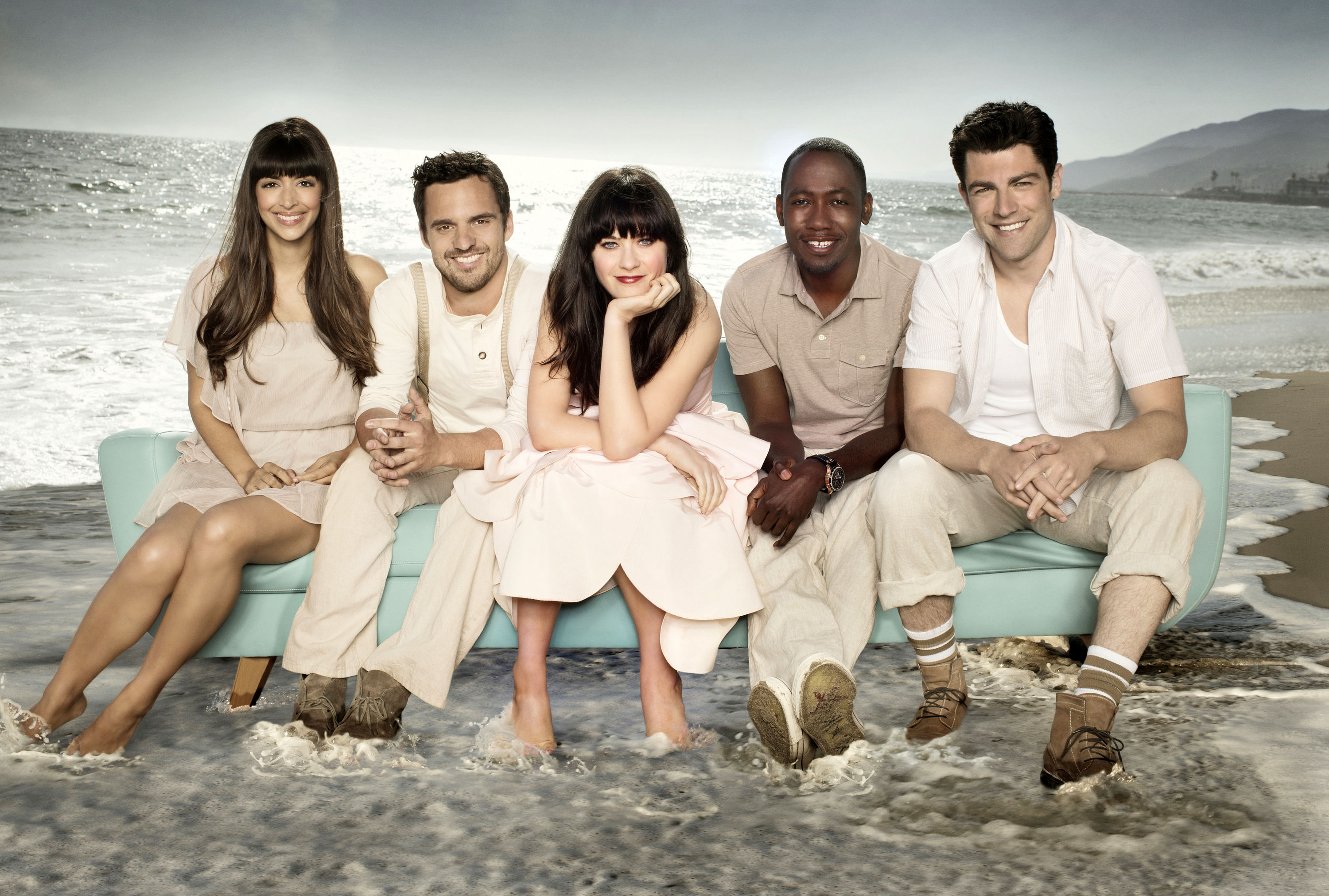 New Girl Photo