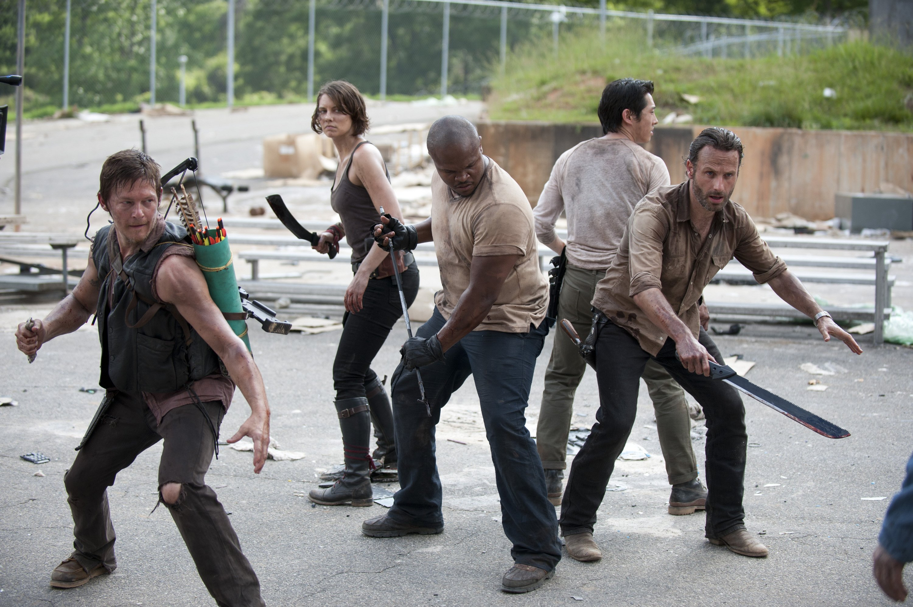 The Walking Dead – Saison 3 Photo