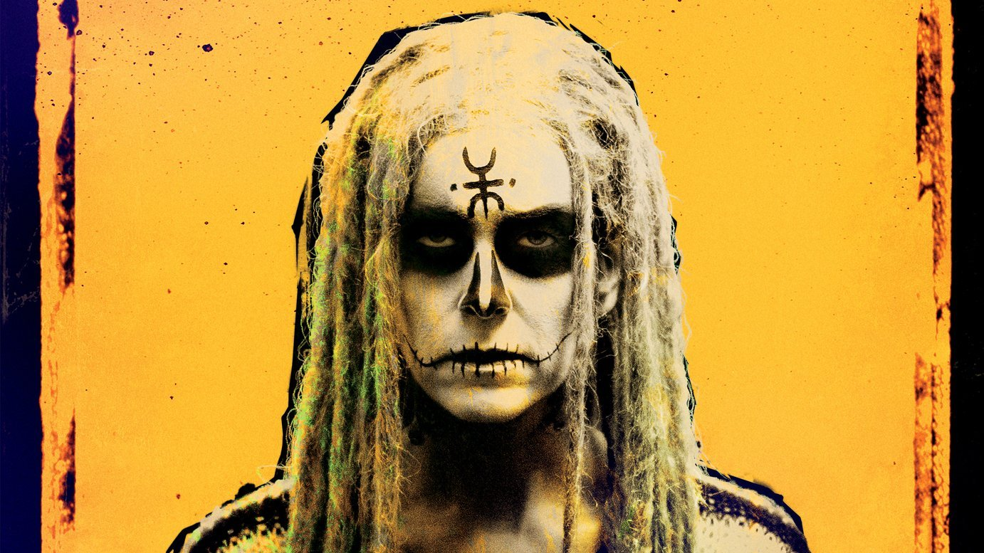 Bannière du film The Lords of Salem de Rob Zombie avec Sheri Moon Zombie