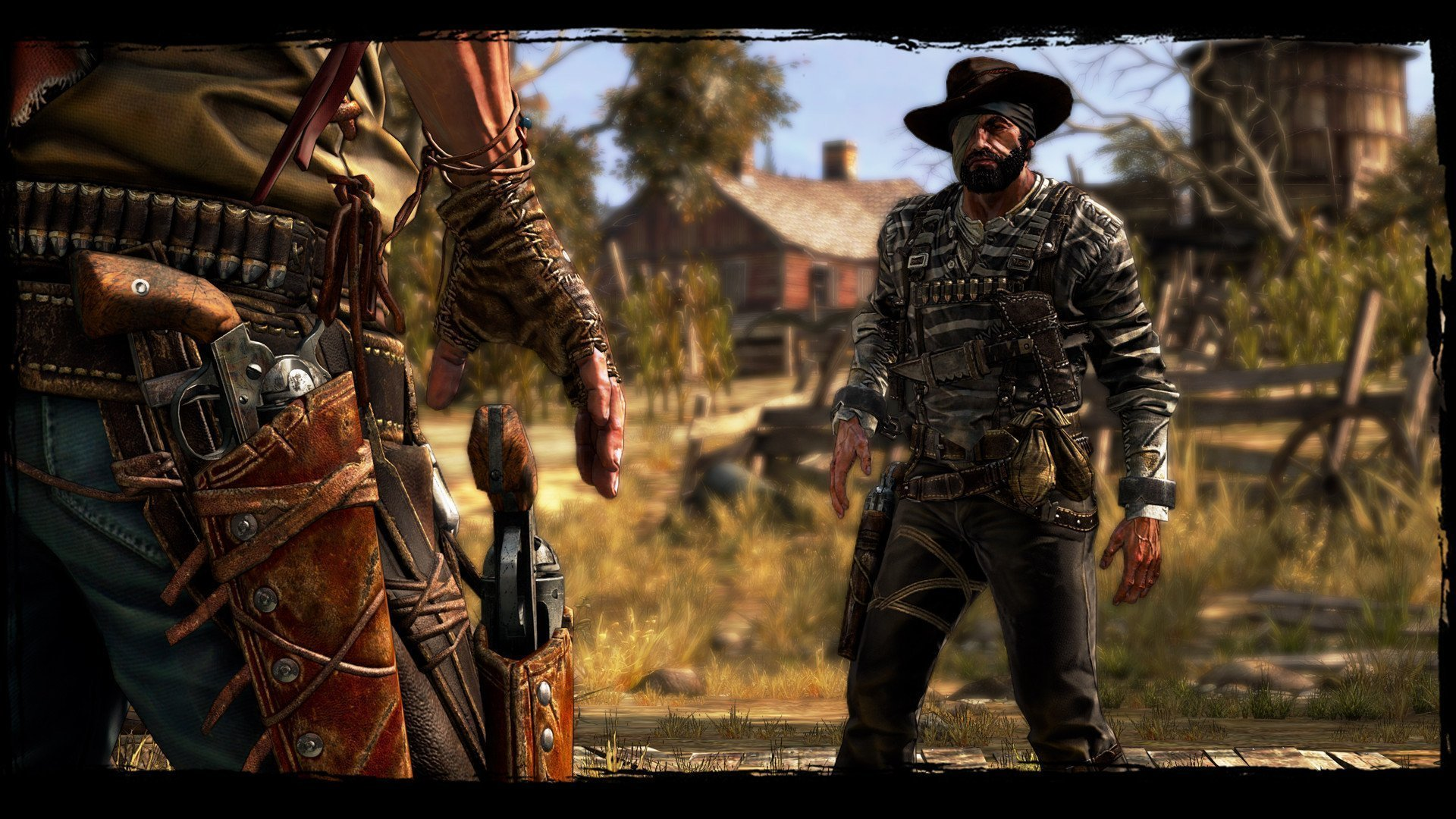 Call of Juarez : Gunslinger Image
