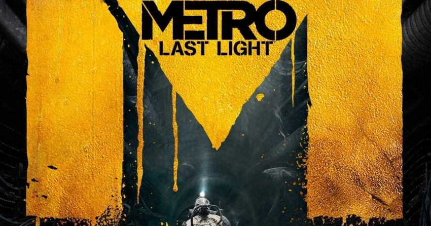 Metro : Last Light Couverture