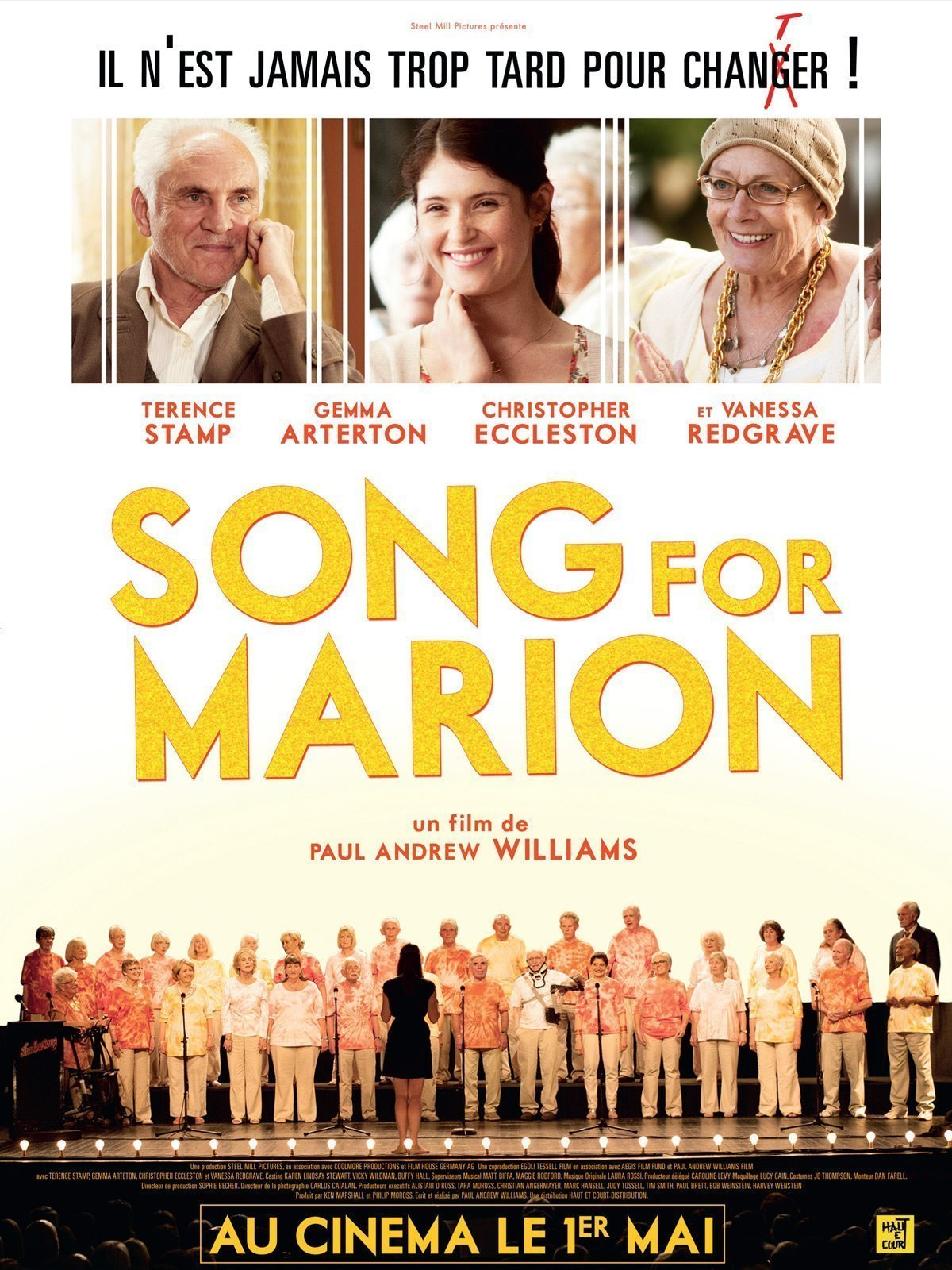 Song for Marion Affiche