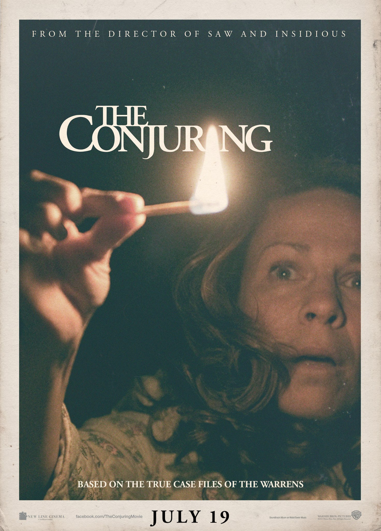 Conjuring : Les dossiers Warren Poster