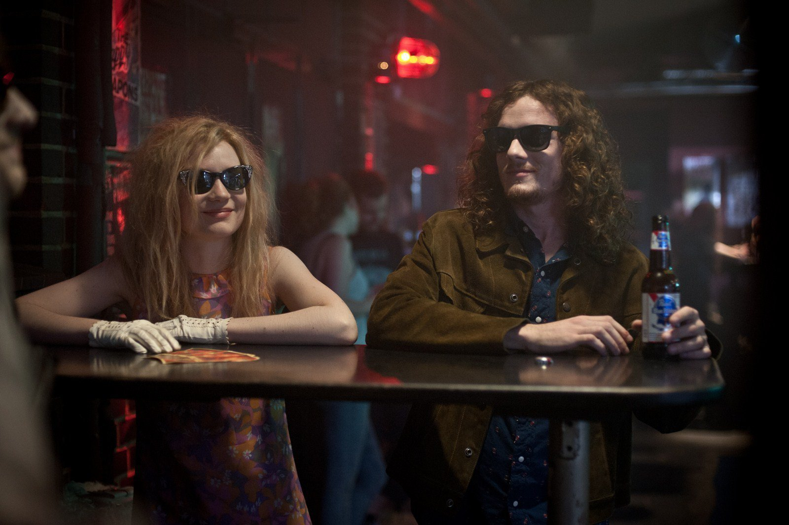 Photo du film Only Lovers Left Alive avec Mia Wasikowska et Anton Yelchin