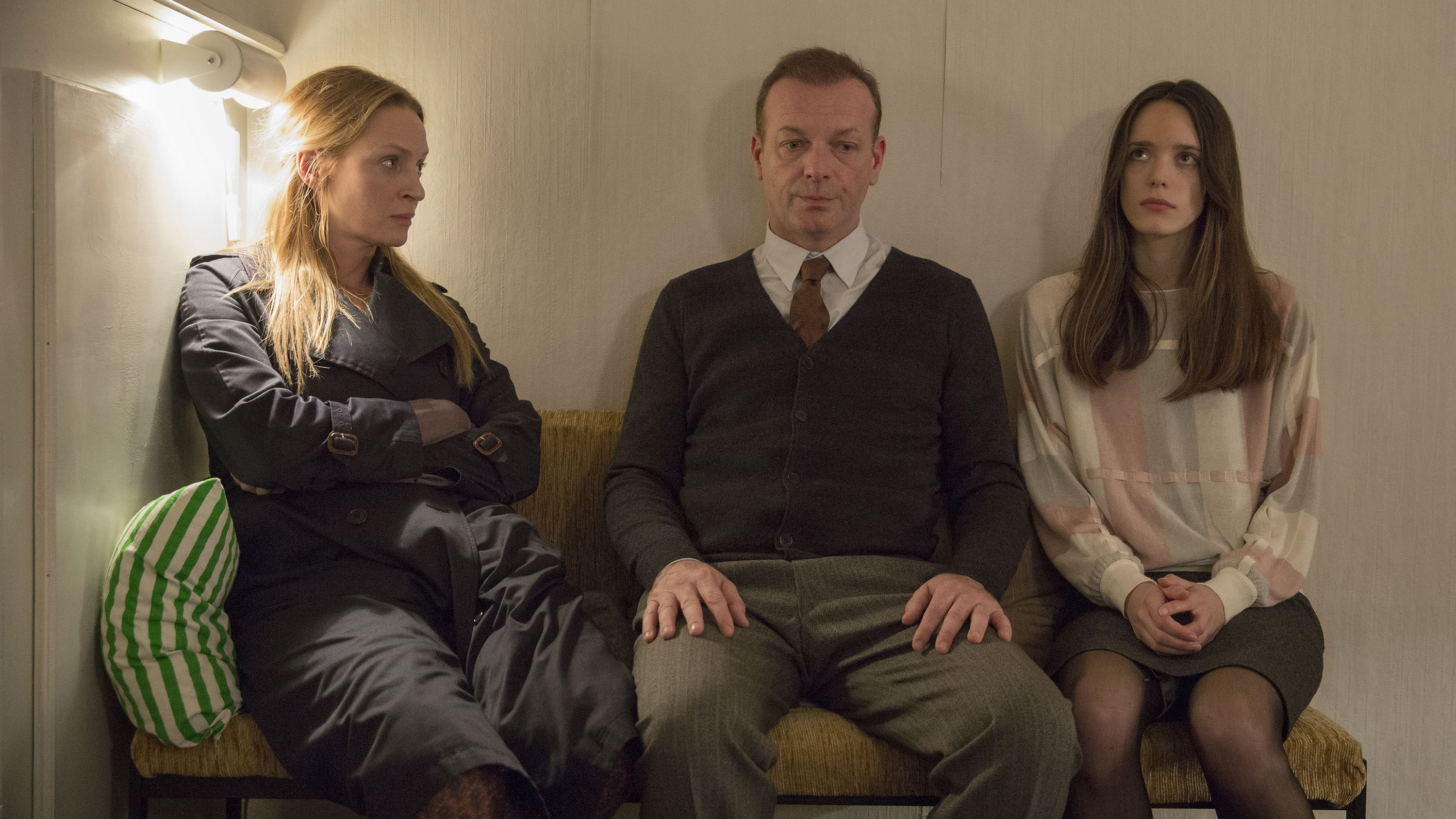Photo du film Nymphomaniac - Volume 1 de Lars von Trier avec Uma Thurman et Stacy Martin