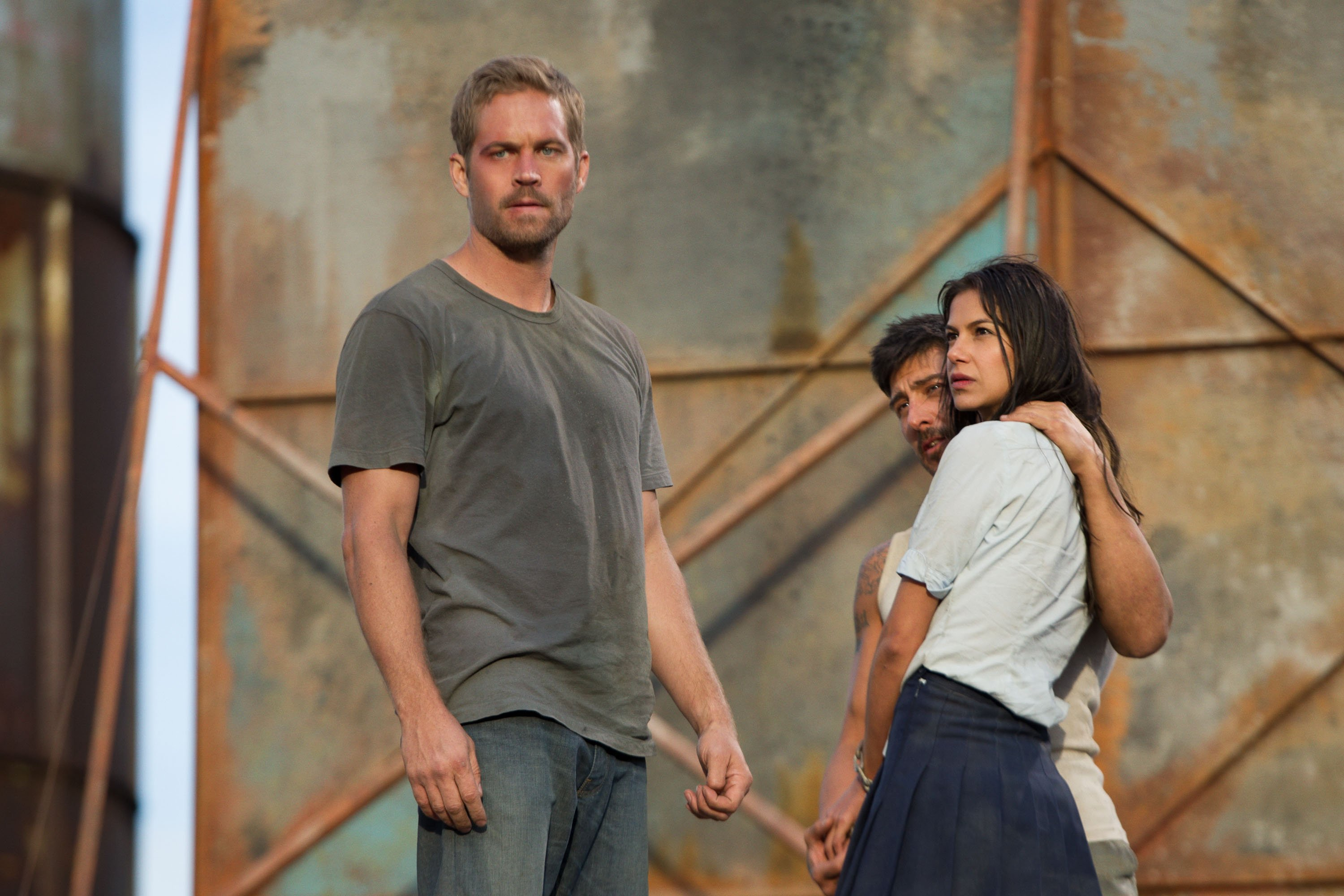 Photo du film Brick Mansions réalisé par Camille Delamarre en 2014 avec Paul Walker