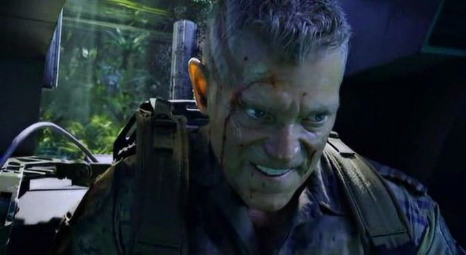 Photo du film Avatar avec Stephen Lang