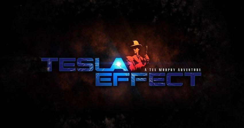 Tesla Effect : A Tex Murphy Adventure Logo