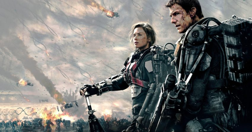 Bannière Sans Texte Edge of Tomorrow
