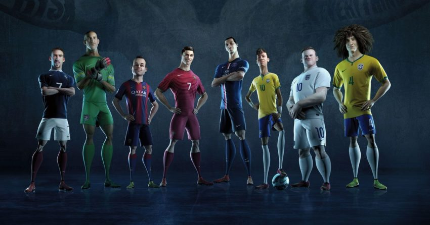 The Last Game Nike