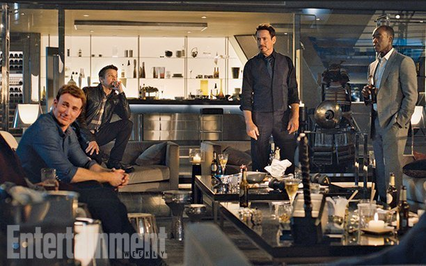 Photo Avengers: Age of Ultron