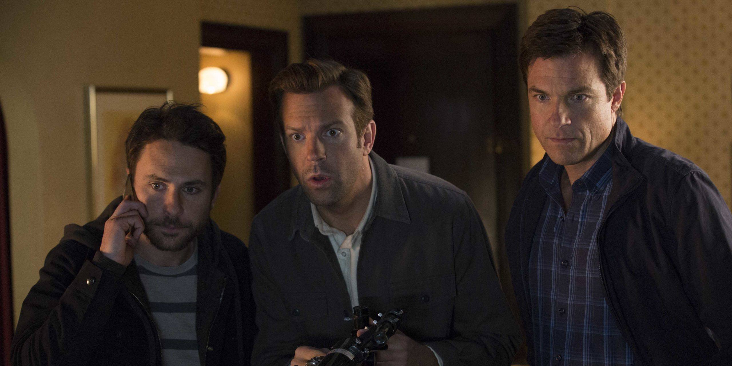Photo du film Comment tuer son boss 2 avec Charlie Day, Jason Sudeikis et Jason Bateman