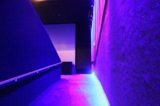 Photo d'une salle de cinéma en 4D