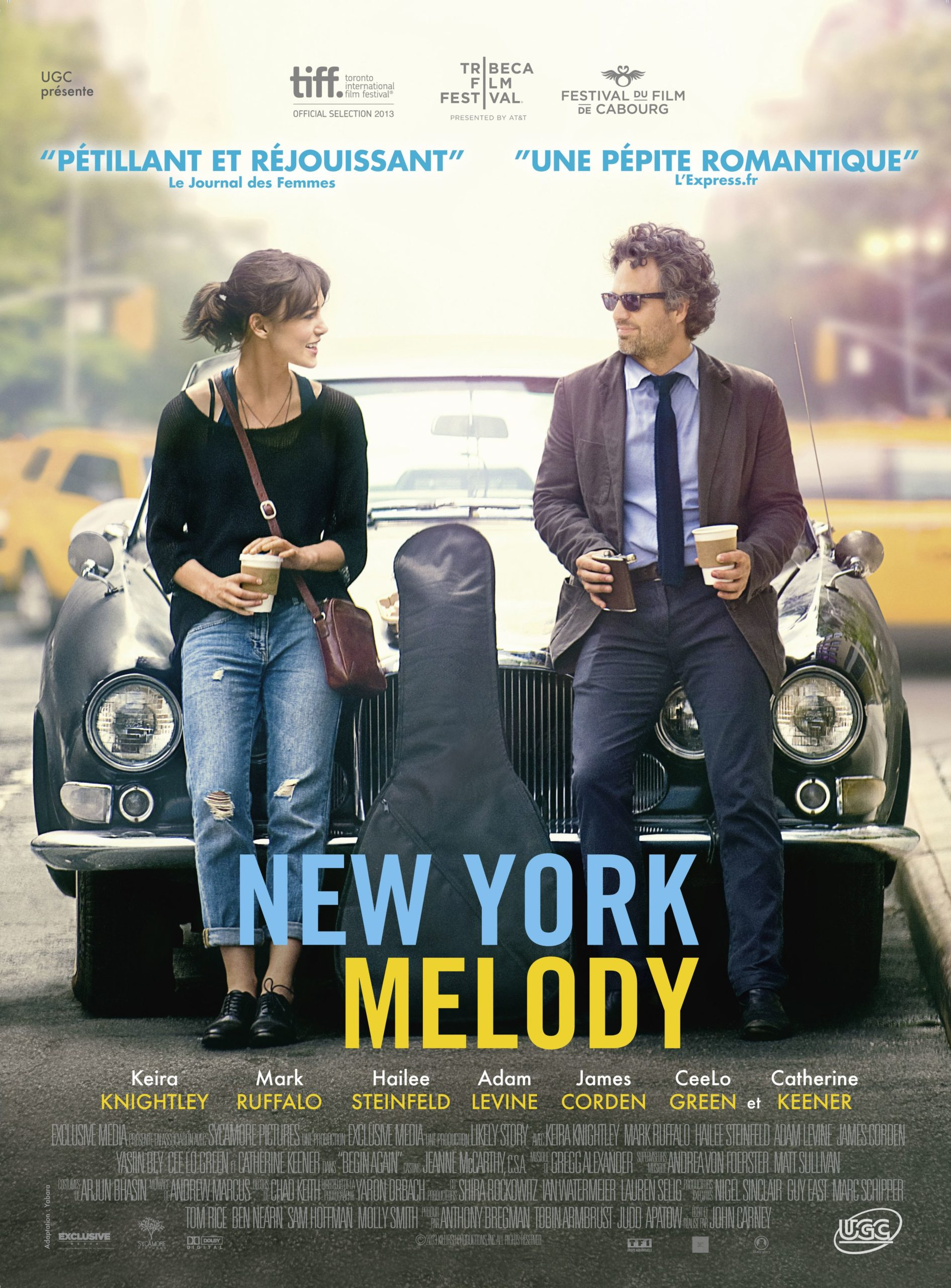 Affiche française New York Melody
