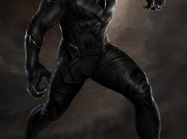 Concept Art de Black Panther