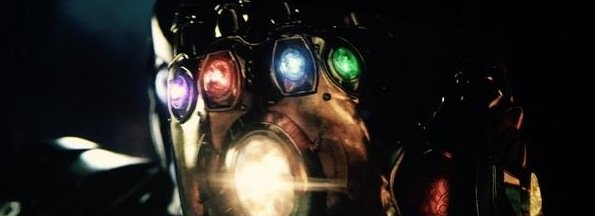 Photo de l'Infinity Gauntlet