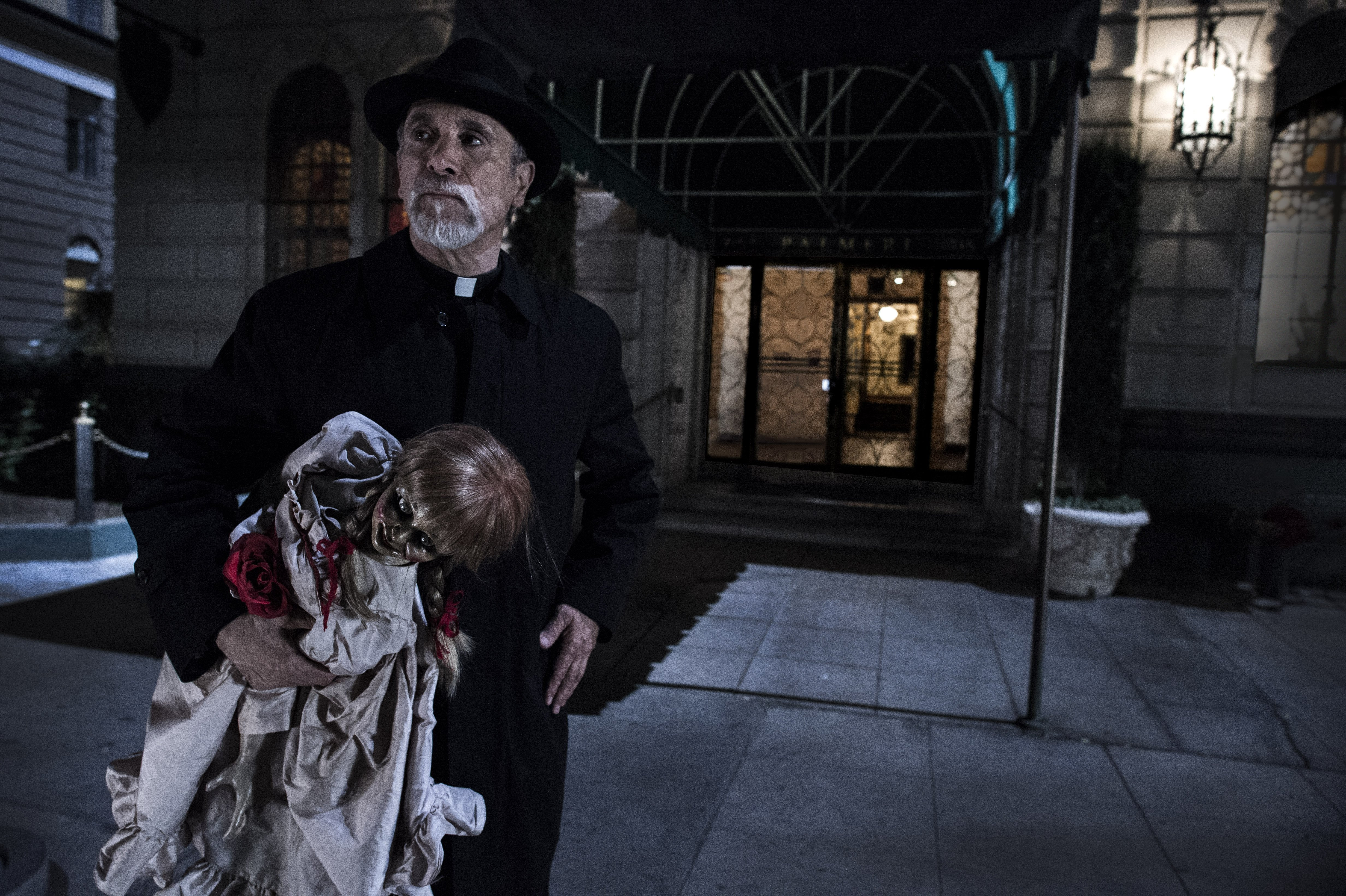 Photo du film Annabelle avec Tony Amendola