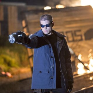 Photo de la série The Flash avec Wentworth Miller dans le rôle de Captain Cold