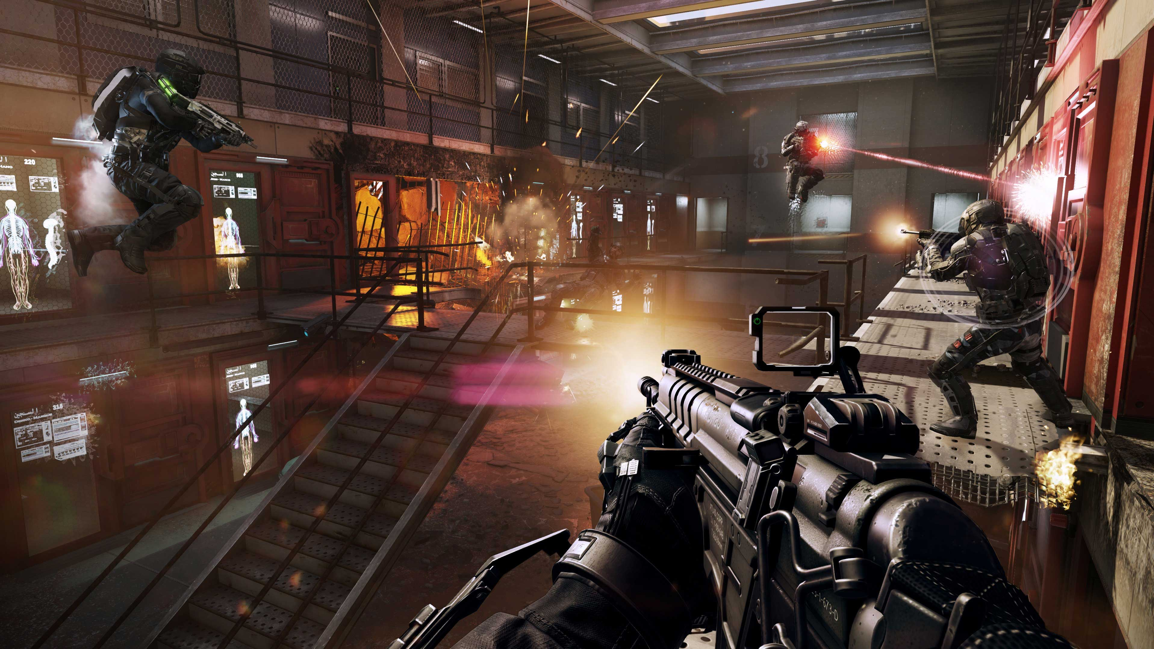 Image du jeu vidéo Call of Duty: Advanced Warfare