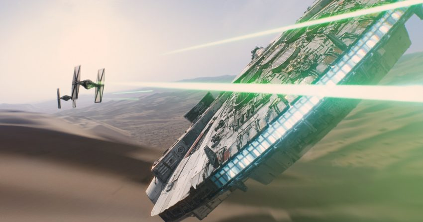 Photo de Star Wars 7: Le Réveil de la Force