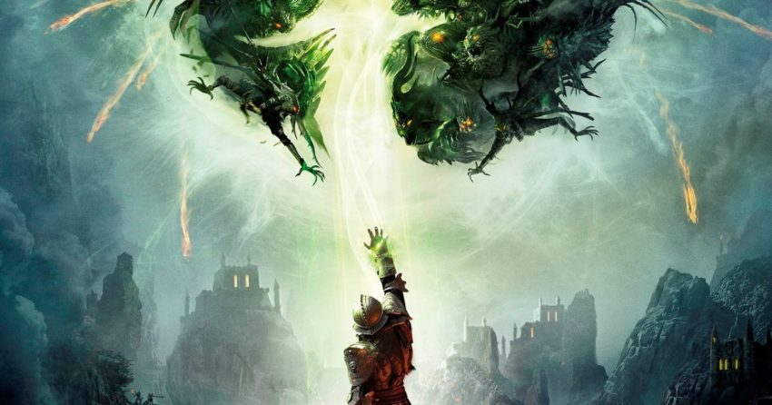 Poster de Dragon Age: Inquisition