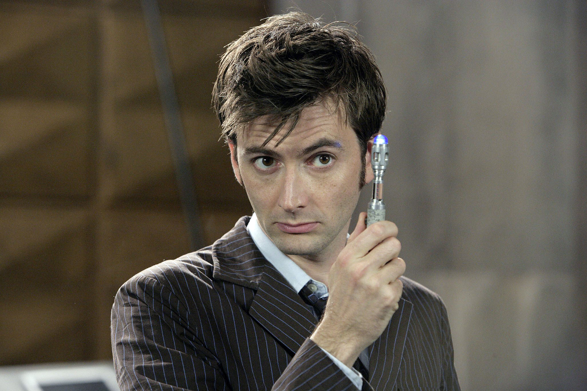 Photo de David Tennant en Doctor Who