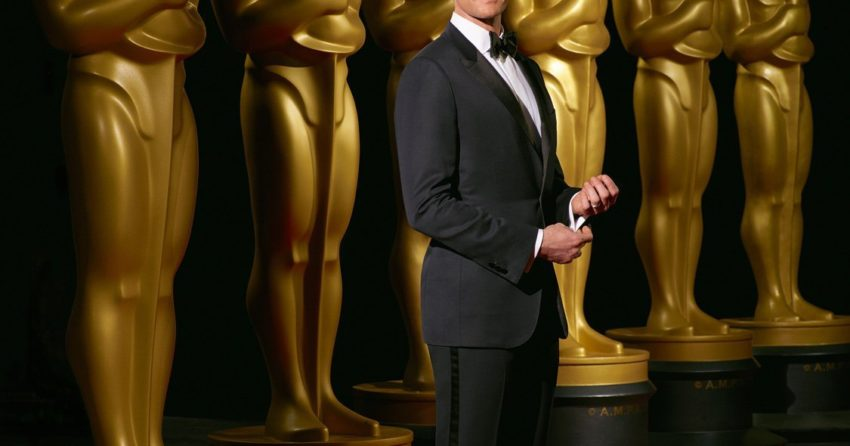 Photo de Neil Patrick Harris aux Oscars 2015
