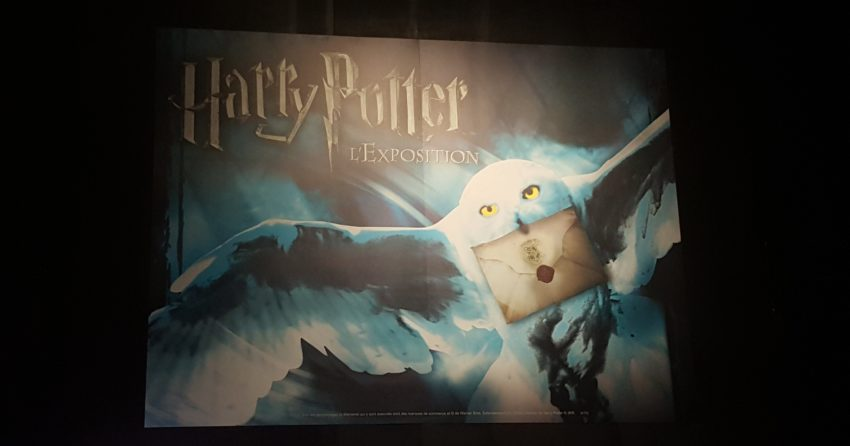 Photo d'Harry Potter : L'exposition à la Cité du cinéma