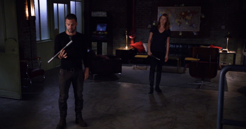 Photo de la saison 2 de la série Agents of SHIELD