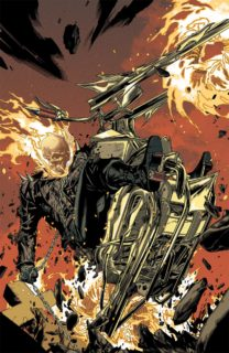 Image de Ghost Rider (John Blaze Earth-1610)