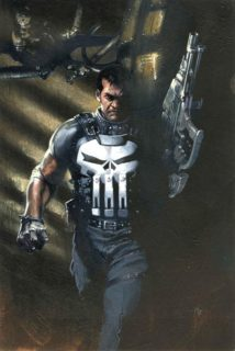 Couverture de Punisher Original Sin Vol 1 4