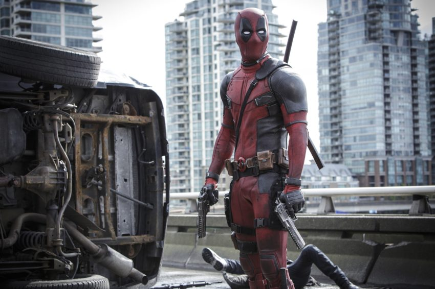 Photo du film Deadpool avec Ryan Reynolds
