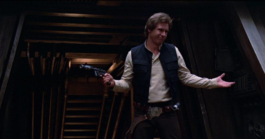 Photo de Star Wars, épisode VI : Le Retour du Jedi avec Han Solo