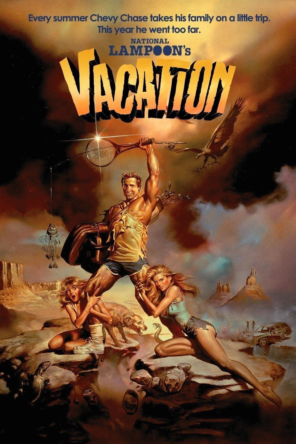 Critique : La Saga National Lampoon's Vacation