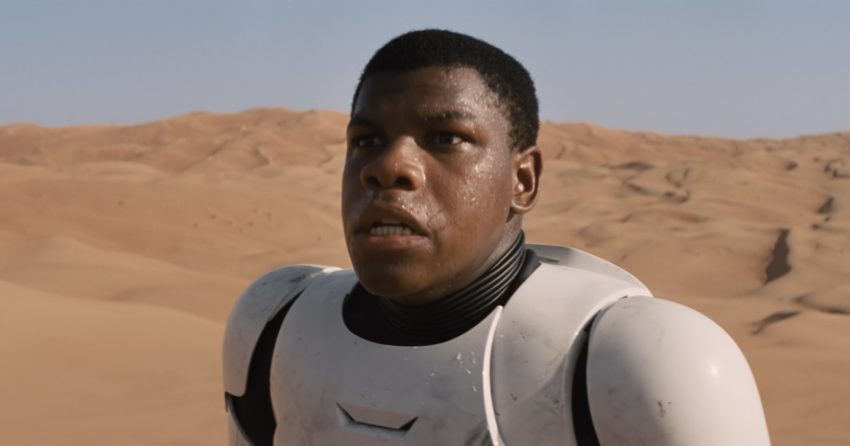 Photo de Star Wars: Episode VII – Le Réveil de la Force avec Finn