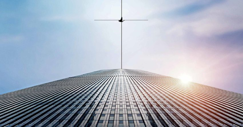 Poster IMAX du film The Walk: Rêver plus haut de Robert Zemeckis