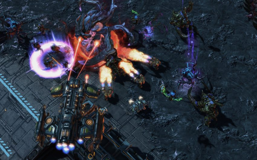 Image de StarCraft 2: Legacy of the Void