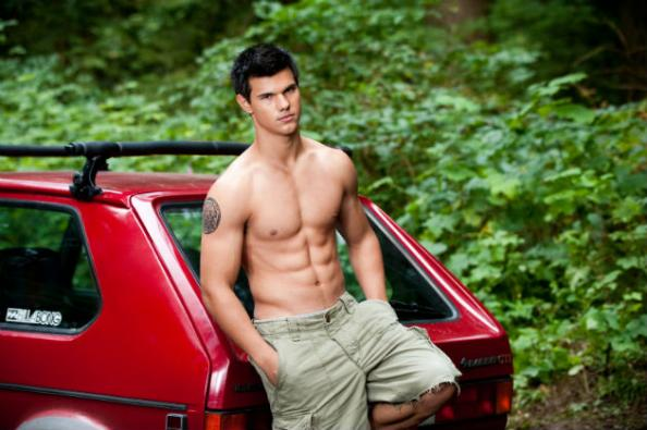 Photo de Taylor Lautner