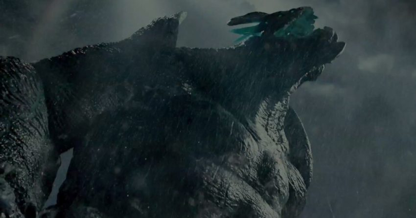 Photo du film Pacific Rim avec Leatherback