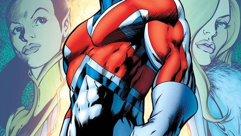 Image de Captain Britain