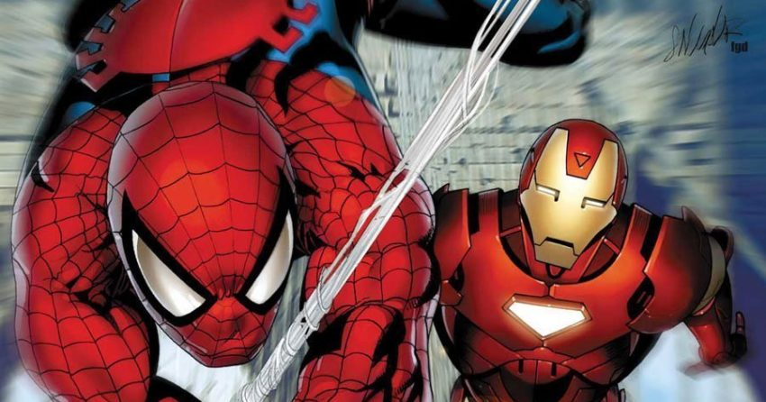 Couverture d'Invincible Iron Man 7