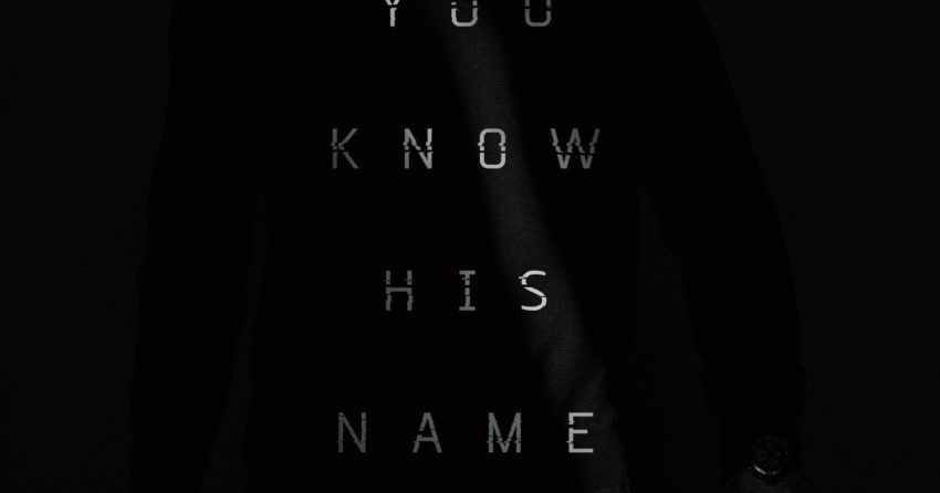 Poster teaser de Jason Bourne avec la tagline You know his name