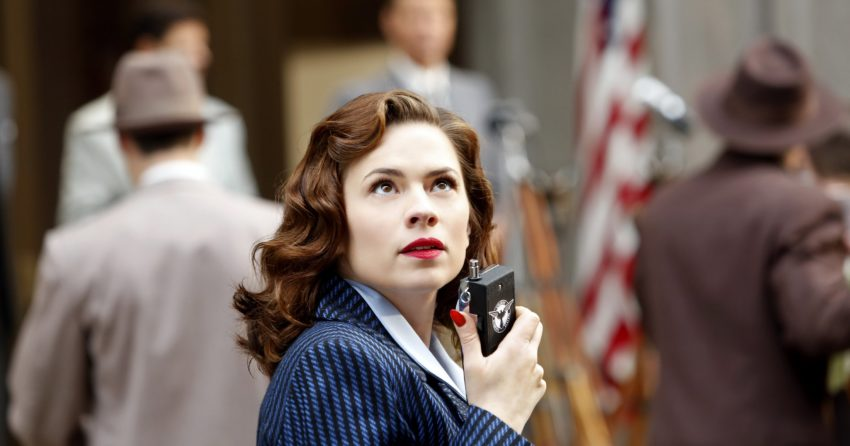 Photo de la série Agent Carter avec Hayley Atwell