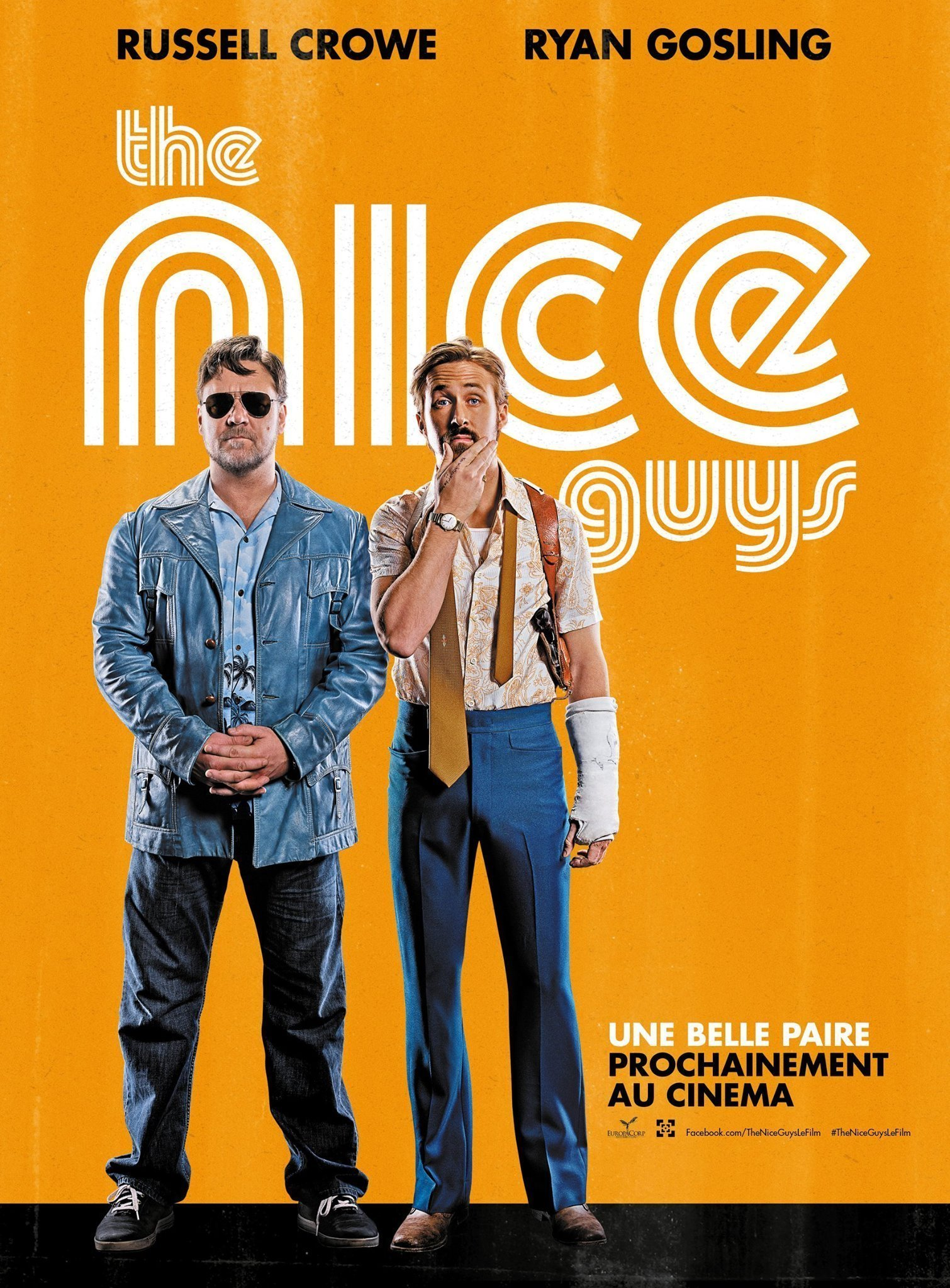 Affiche teaser de The Nice Guys