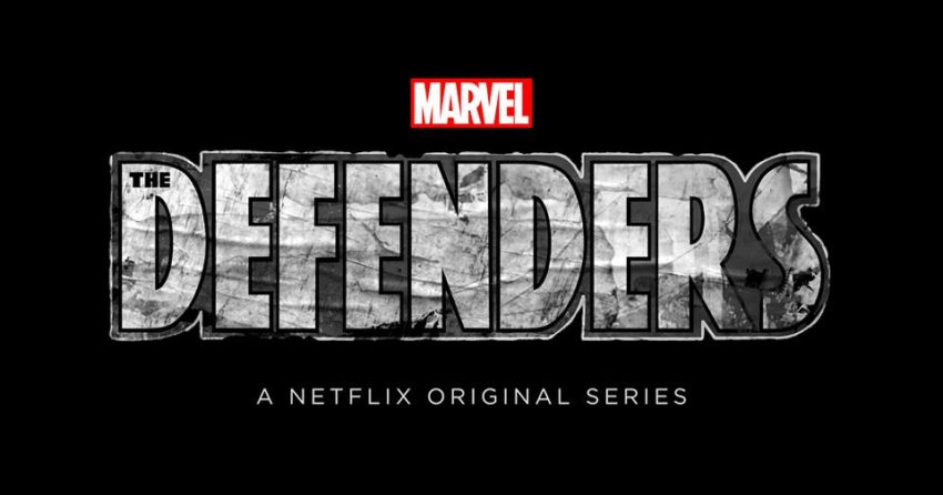 Logo de la série The Defenders