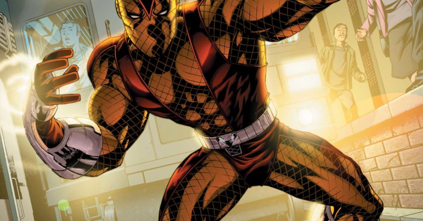 Image de The Shocker, ennemi de Spider-Man